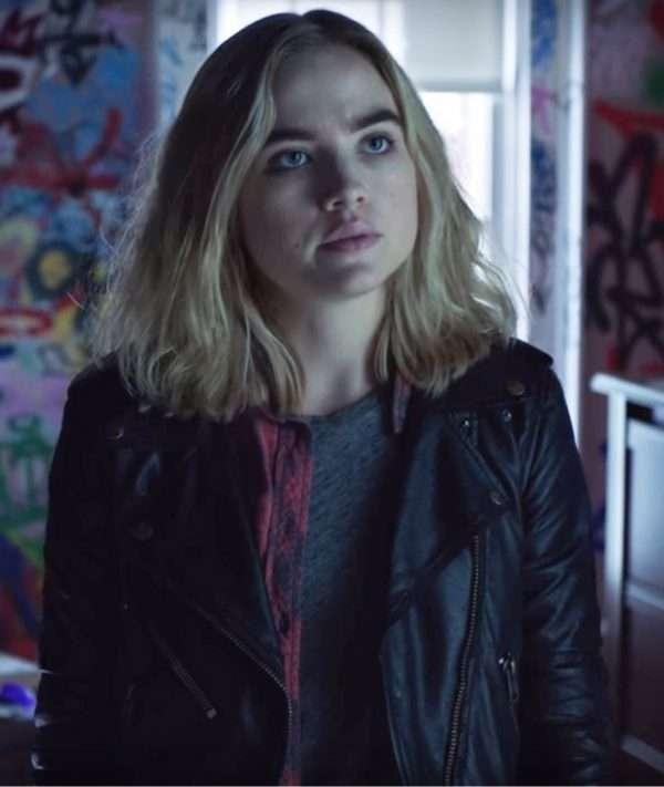 Impulse Maddie Maddie Hasson Leather Jacket