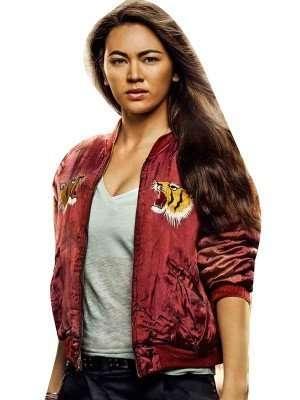 Jessica Henwick Colleen Wing Jacket