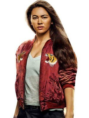 Jessica Henwick Colleen Wing Jacket