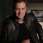 TAG movie Jeremy Renner Leather Jacket