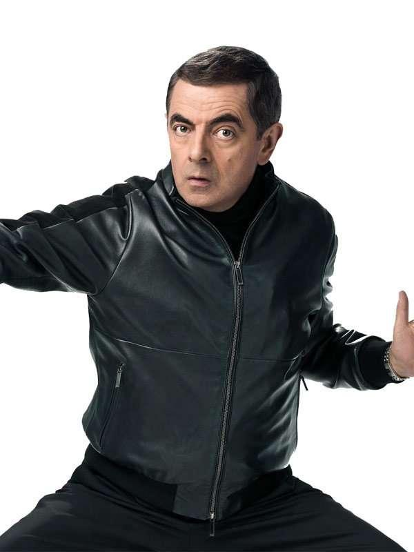 Johnny English Rowan Atkinson Jacket