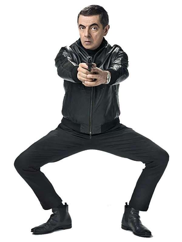 Johnny English Strikes Again Rowan Atkinson Jacket