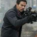 Mark Wahlberg Black Jacket Mile 22