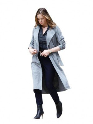 Rebecca Ferguson Mission Impossible 6 Coat