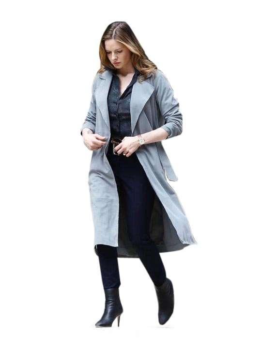 Rebecca Ferguson Mission Impossible 6 Coat