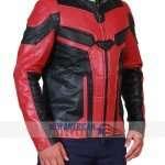 Paul Rudd Ant Man Leather Jacket