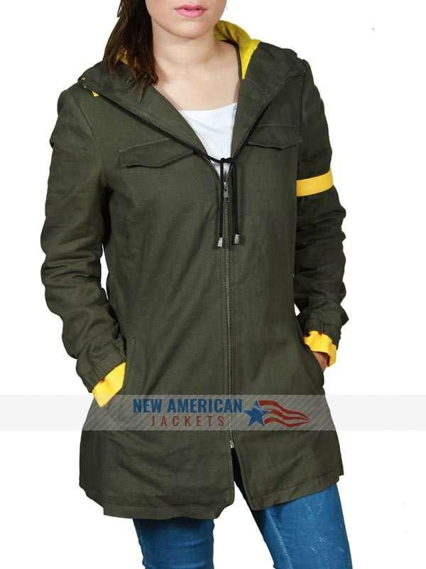 Twenty One Pilots Hoodie Jumpsuit Jacket for Women
