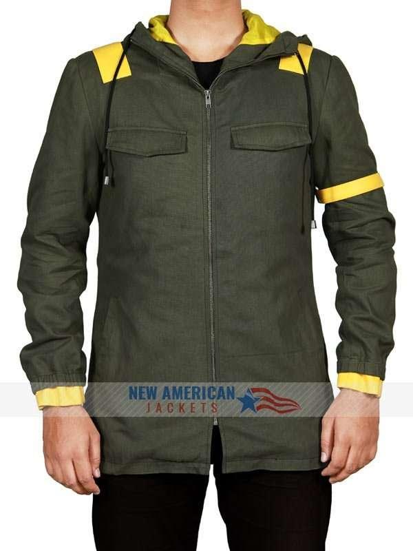 Twenty One Pilots Hoodie Jumpsuit Jacket