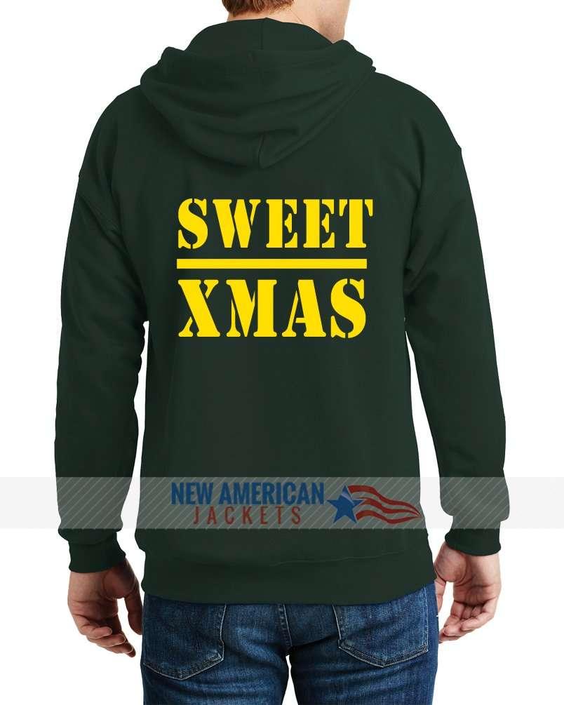 Sweet Xmas Hoodie Luke Cage | Finn J. Hoodie - New American Jackets