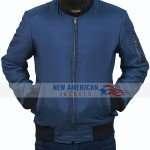 Aubrey Joseph Cloak & Dagger Blue Jacket