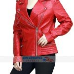 Red Southside Serpent Jacket