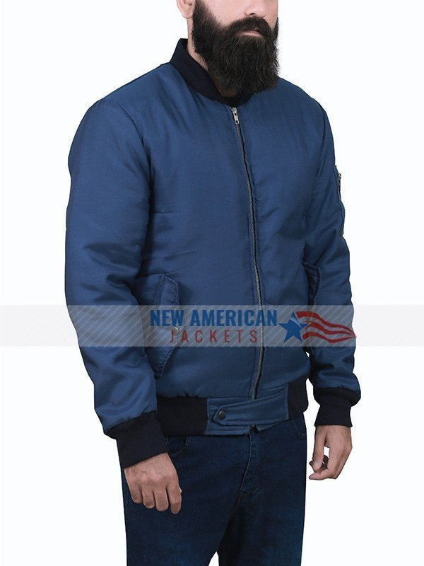 Cloak & Dagger Bomber Jacket