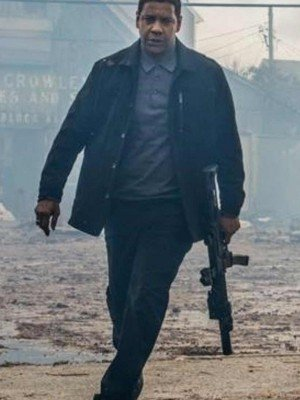 Robert McCall The Equalizer 2 Jacket