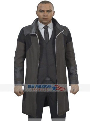 Markus Coat Detroit Become Human
