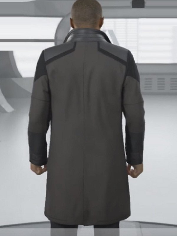Detroit Become Human Trench Coat