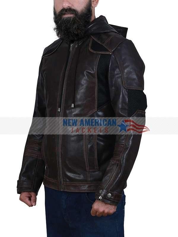 Gavin Reed Brown Jacket