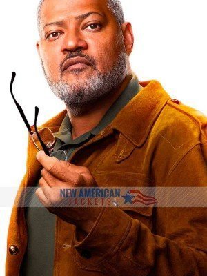 Ant Man and the Wasp Laurence Fishburne Jacket