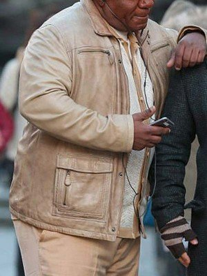 Luther Stickell Mission Impossible Fallout Ving Rhames Jacket