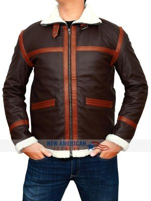 Leon Kennedy Leather Jacket Resident Evil 4