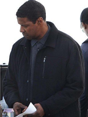 Equalizer 2 Denzel Washington Jacket