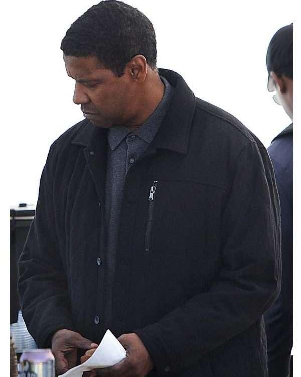 The Equalizer 2 Denzel Washington Jacket