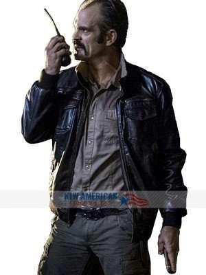 Simon The Walking Dead Jacket