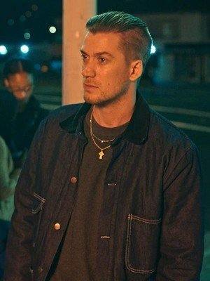 Blindspotting Rafael Casal Jacket