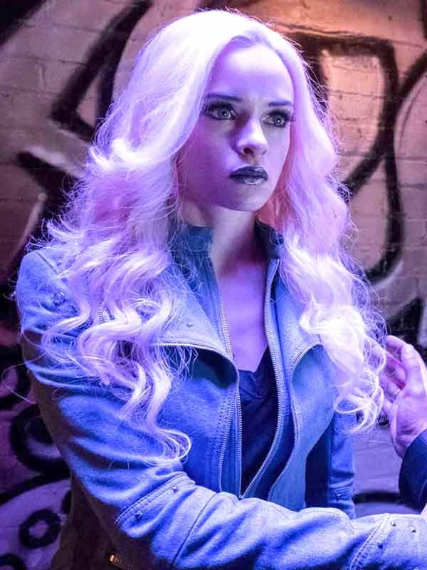 Danielle Panabaker The Flash Killer Frost Jacket