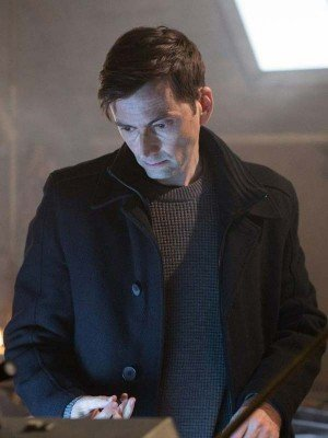 Bad Samaritan David Tennant Coat