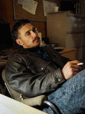 James Franco Kin Black Jacket