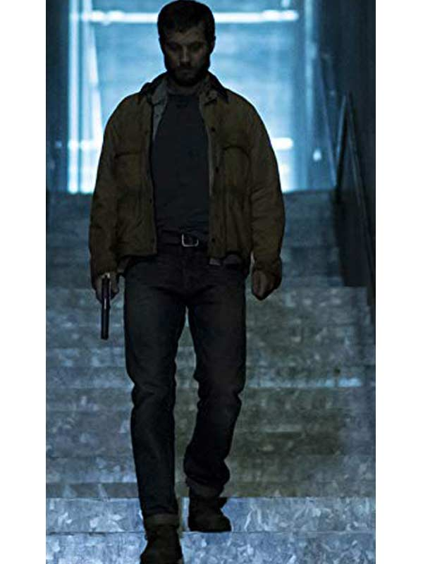 Logan Marshall Green Upgrade Jacket