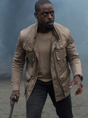 Sterling K. Brown Cotton Jacket