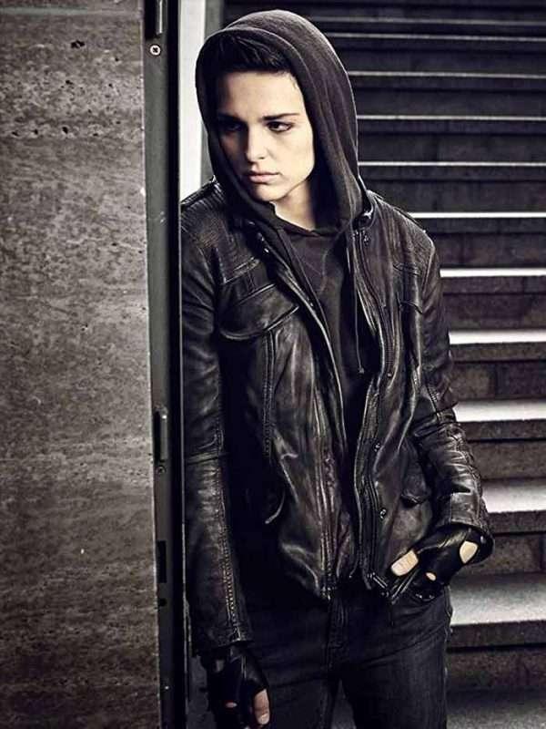 Counterpart Baldwin Leather Jacket