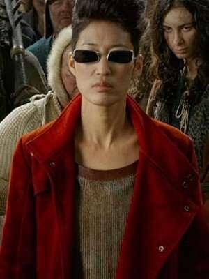 """Mortal Engines Jihae Trench Coat """