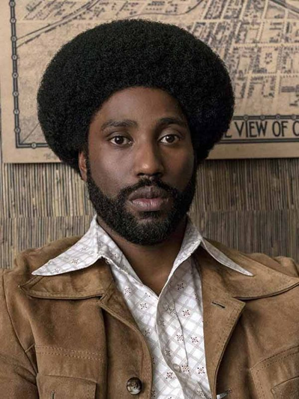 John David Washington BlacKkKlansman Jacket