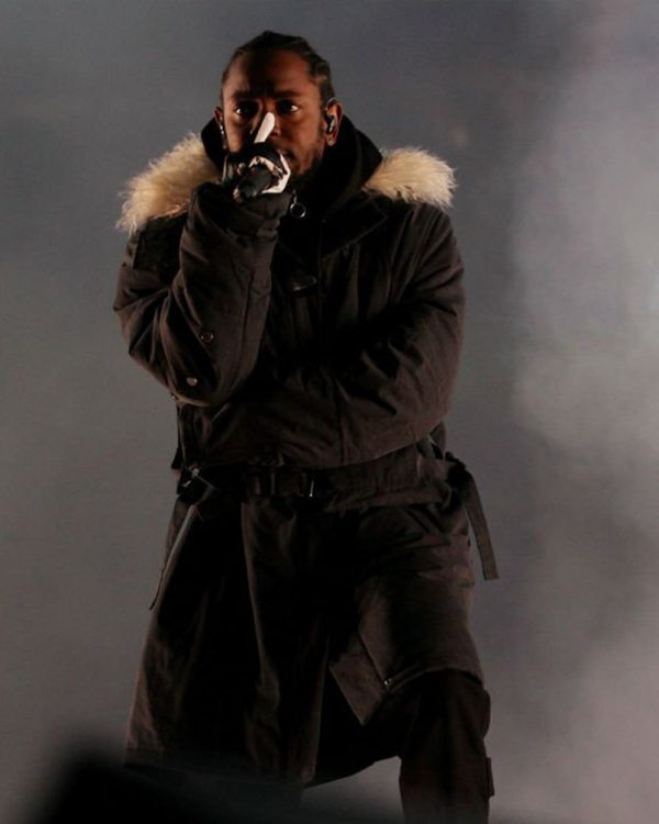 Kendrick Lamar Jacket Coat