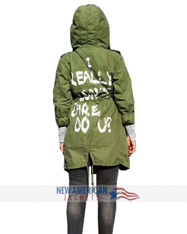 Melania Trump's 'I Really Don't Care' Jacket