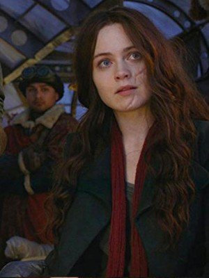 Mortal Engines Hera Hilmar Coat