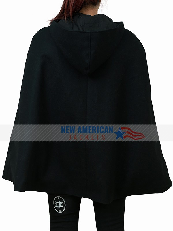 Veronica Lodge Hooded Cape