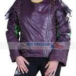 Descendants 2 Leather Jacket