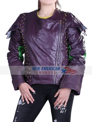 Mal Deluxe Purple Jacket