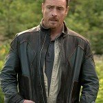 John Robinson Lost In Space Leather Jacket
