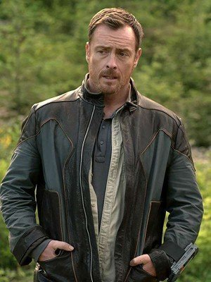 Toby Stephens Jacket In Lost In Space