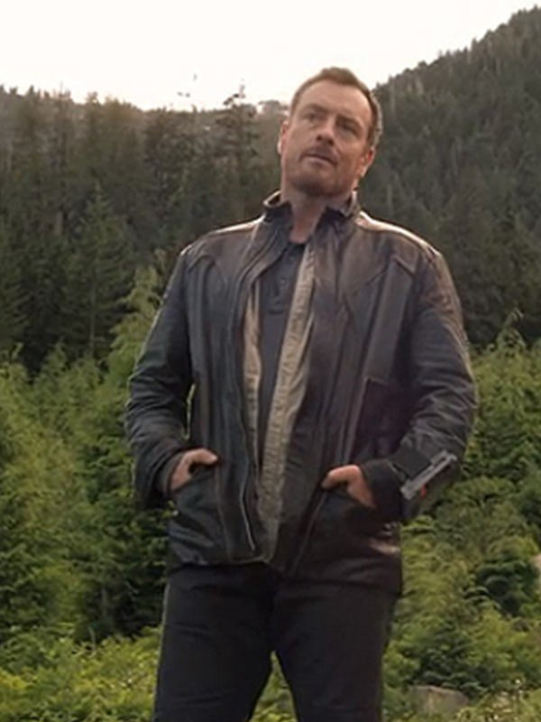 Lost In Space Leather Jacket