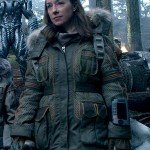 Lost In Space Maureen Robinson Parka Jacket