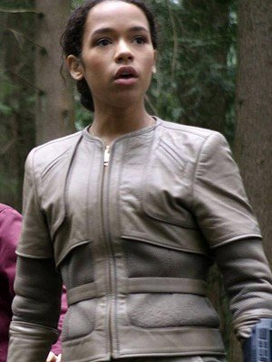 Lost In Space Taylor Russell Jacket