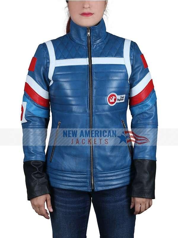 My Chemical Romance Blue Jacket