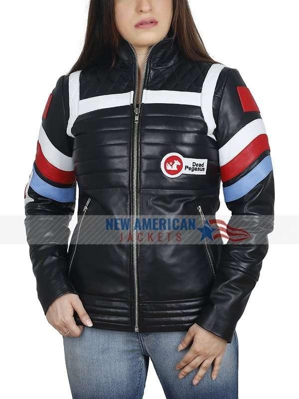 My Chemical Romance Party Poison Black Jacket