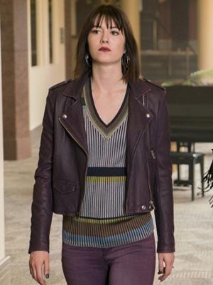 Fargo Mary Elizabeth Winstead Leather Jacket
