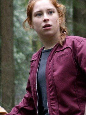 Mina Sundwall Jacket in Lost in Space